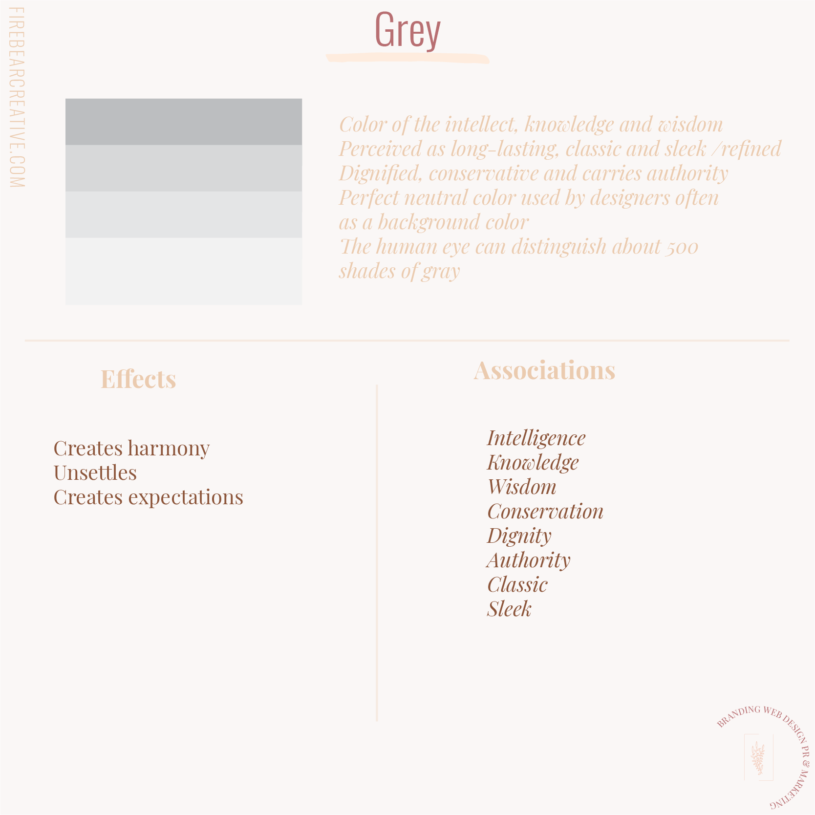 Color Grey