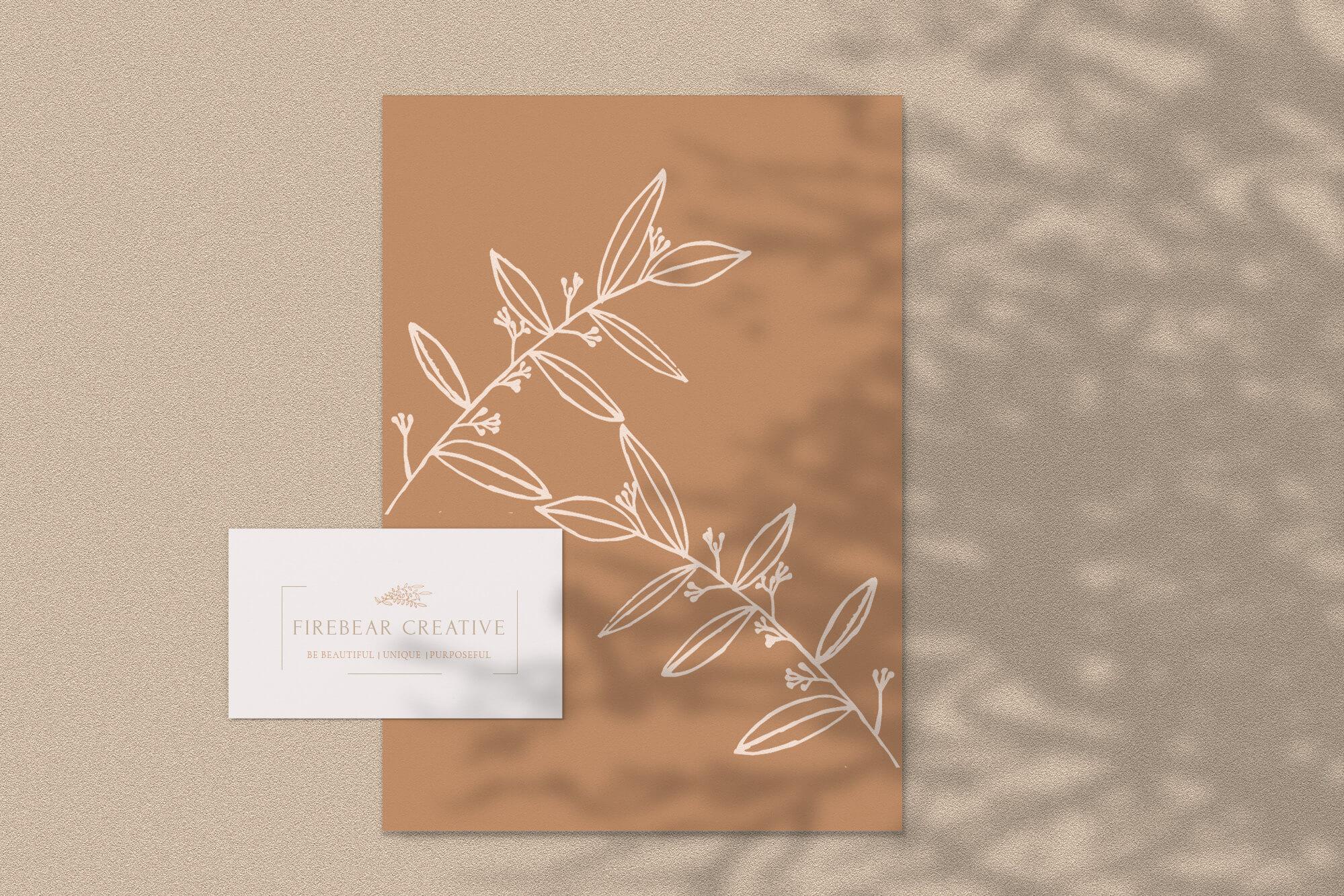 Brand identity & website design -