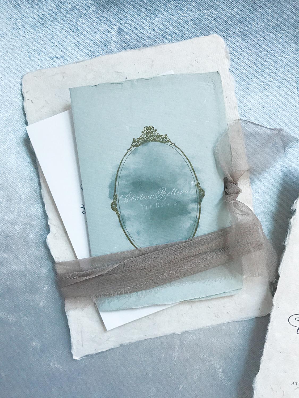 nj-calligrapher-french-inspired-wedding-invitations-details-booklet-silk-ribbon-vellum-overlay-white-ink-calligraphy-handmade-paper-leslie-&-paper.jpg