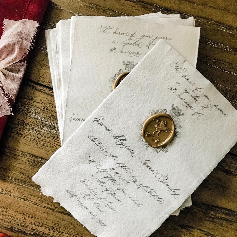 winter-autumn-gray-handmade-paper-romantic-elegant-classic-wedding-invitation-elegant-romantic-beautiful-custom-wax-seal-old-world-european-inspired-vintage-wedding-invitations-save-the-dates-handwritten-calligraphy-by-leslie-and-paper-services-in-nj.jpg