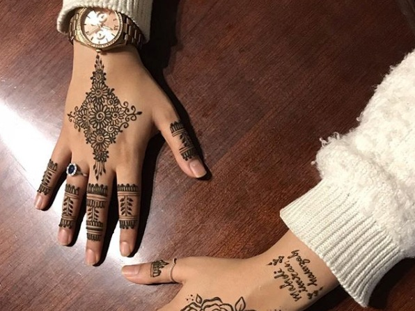 The Henna Doodler - Preorder from April 14 - April 23rd