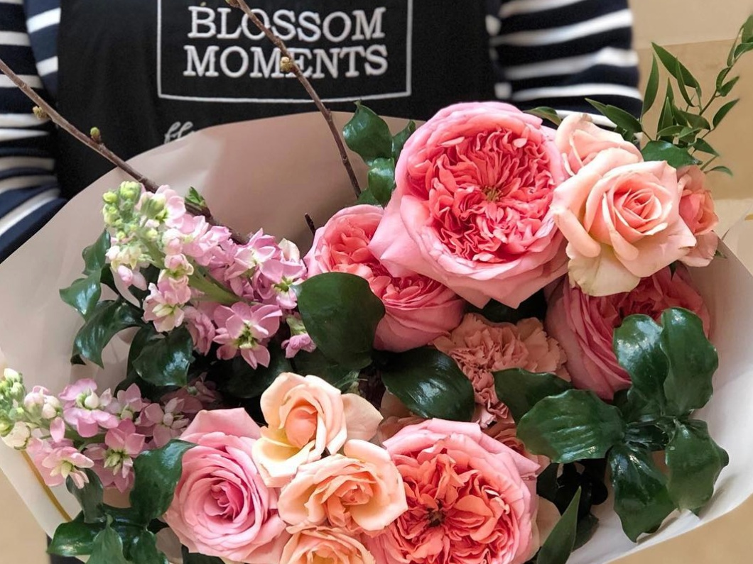 Blossom Moments - The finest floral that bring blossom to those special moments in life.
