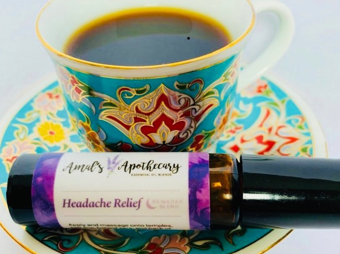 Amal's Apothecary - All natural alternatives and essential oil blends to live healthier lives