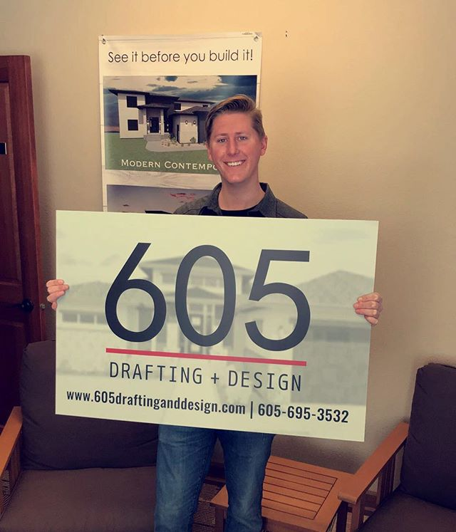 Meet Brent! Brent is the Owner & Draftsman of 605 Drafting + Design.