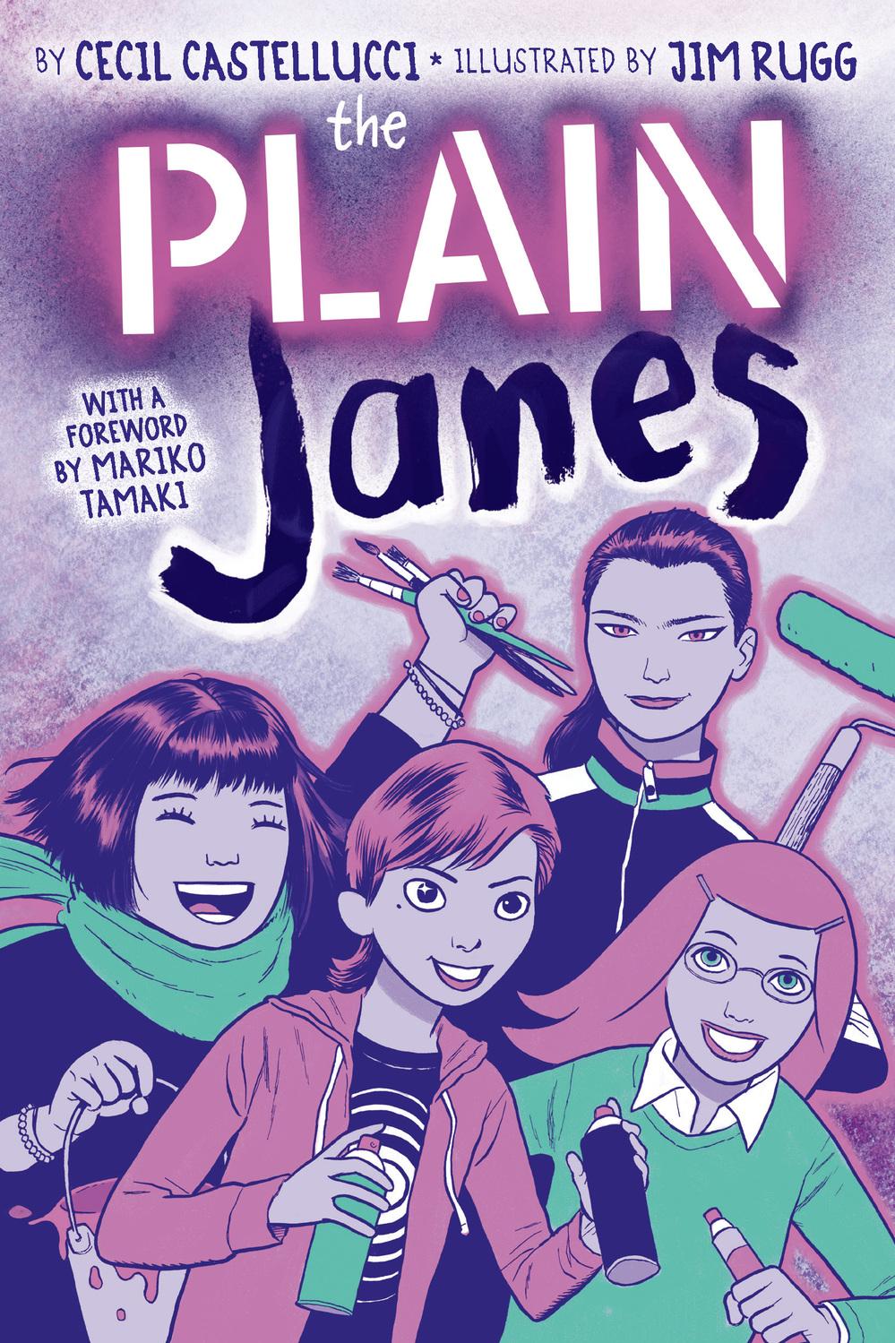 Plain Janes Omnibus