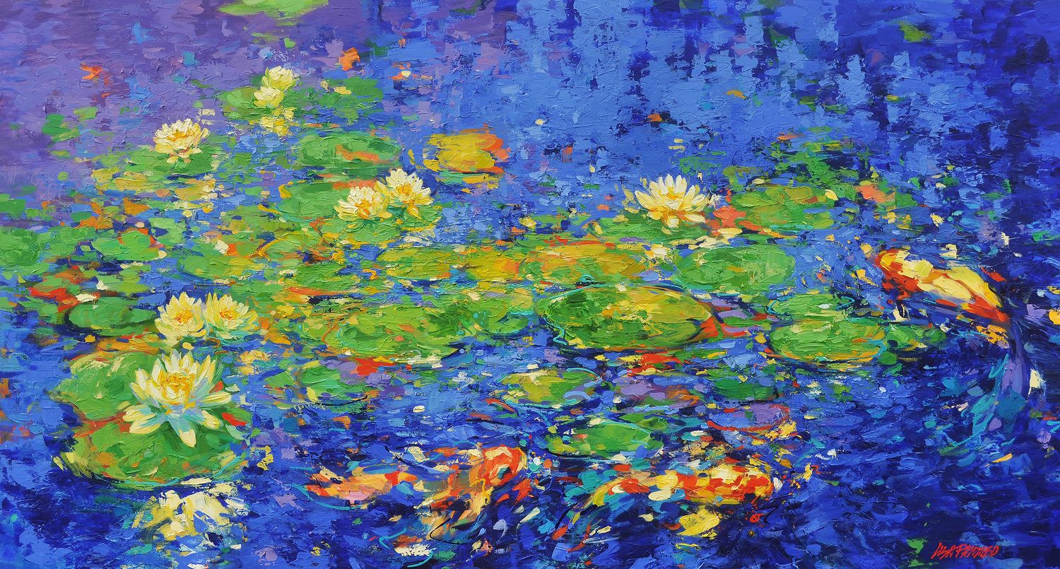 Living Waters, 60x108