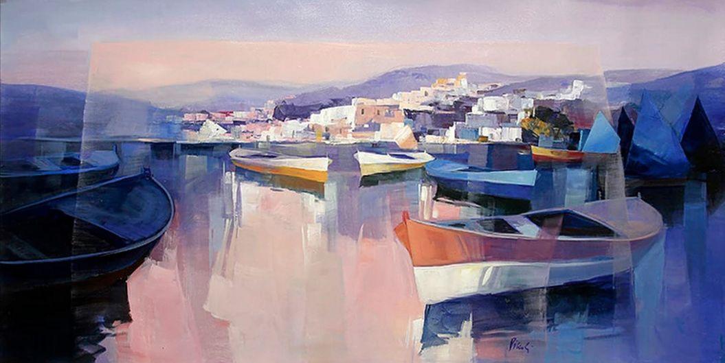 Catelsardo Il Porto, 31x61