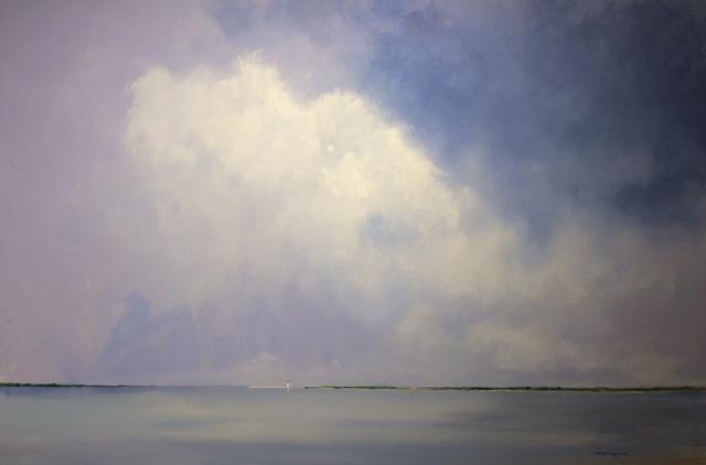 Summer Skies, 40x60