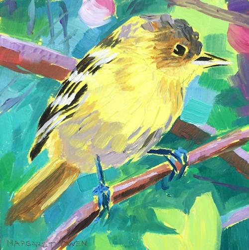 Chickadee, 4x4
