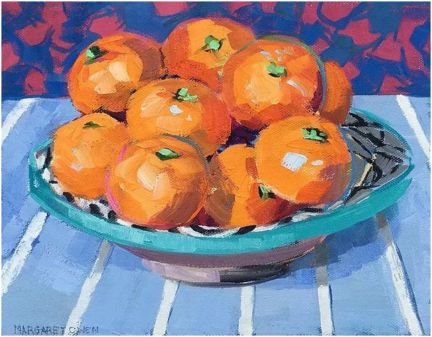 Clementines, 8x10