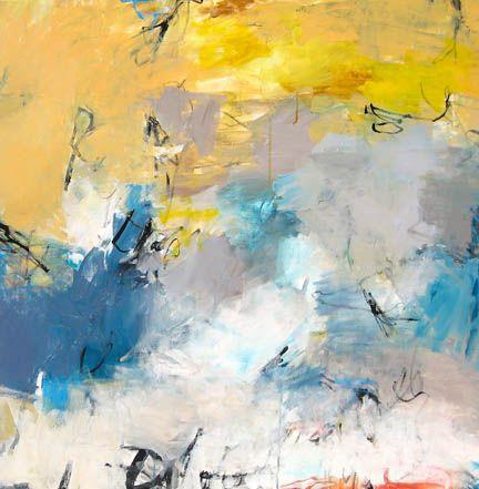 Turquoise Tint, 36x36