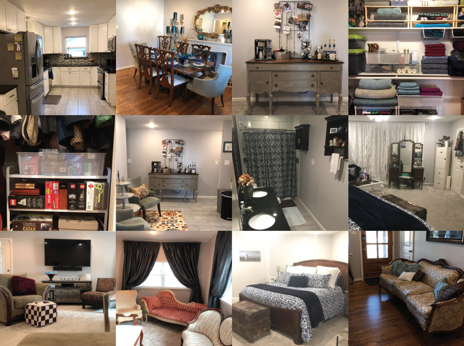 COMPLETE house organization - Check out how we organized this entire house!