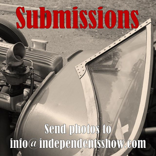 We saved some spots for submissions, few vehicle spots, few bike spots. If you want to submit your bike or car/truck/van just email a couple photos and some basic information to info@independentsshow.com #independentsshow2019 #supporttheindependents #weappreciateyourinterest #somanyquestions #youwantityougotit