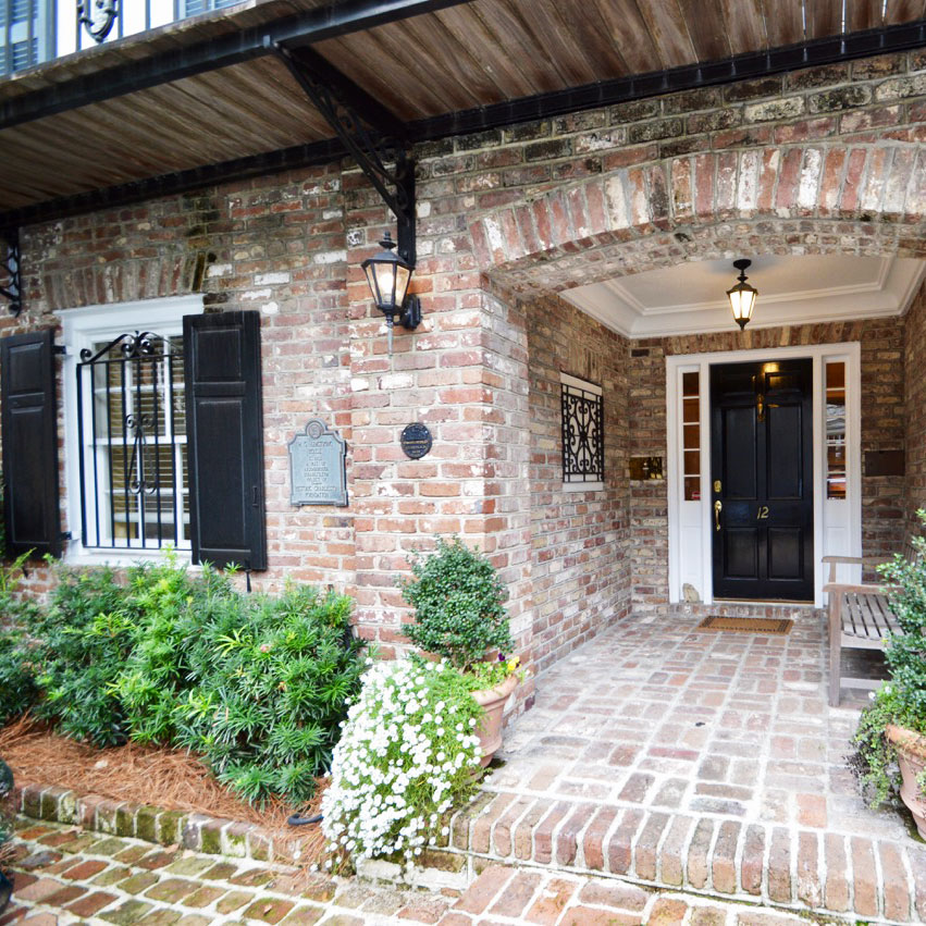 ***   1BD | 1BA | 375SF   • • •  Two 1-bedroom apartments in antebellum residence.  • • •   Unfurnished
