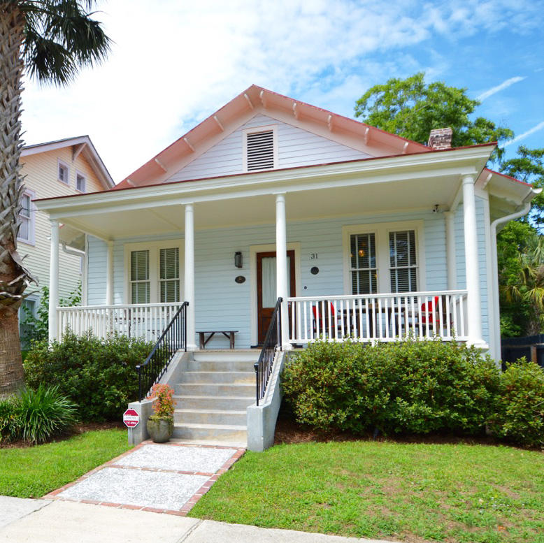 ***   2BD | 2BA | 1201SF   • • •  Charming Charleston cottage with fenced backyard and parking.  • • •   Unfurnished