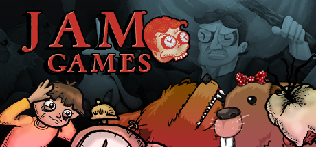 "Jam games - A collection of short games we made in 48 hours or less as part of several ""game jam"" competitions over the years."
