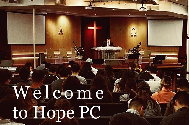 Welcome to Hope Presbyterian Church in San Diego! Join us every Sunday at 9am! . . . . . . .  #officialig #firstpost #hopepcsd