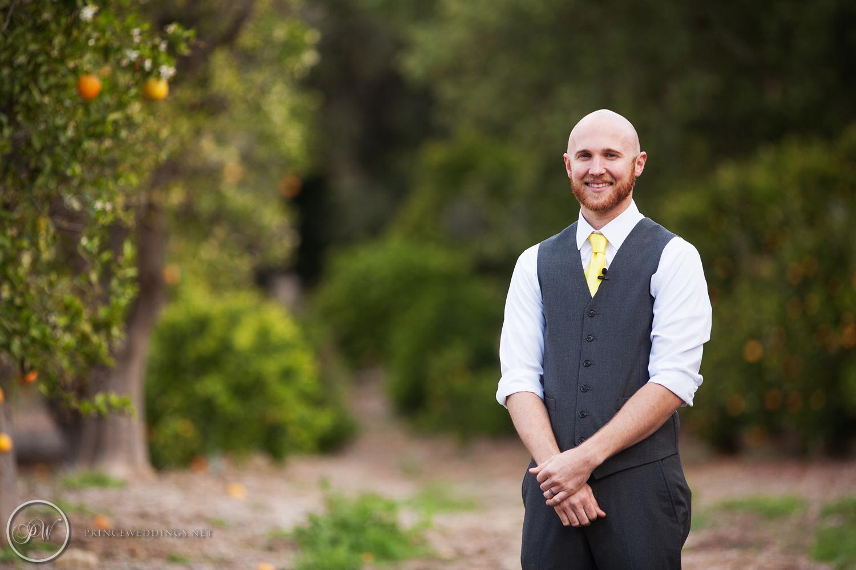 Santiago Oaks Regional Park Wedding