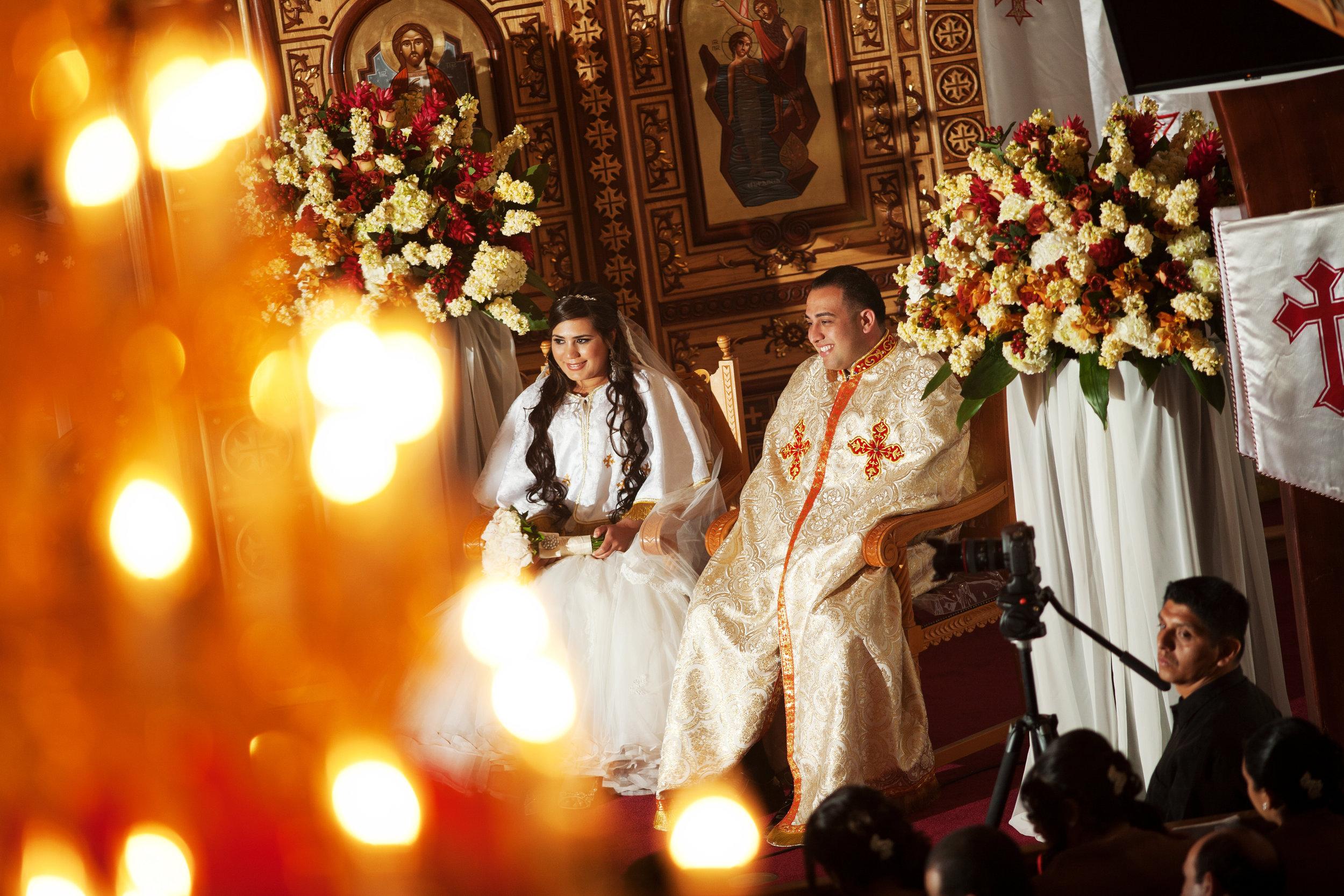 Coptic Orthodox Wedding Photography