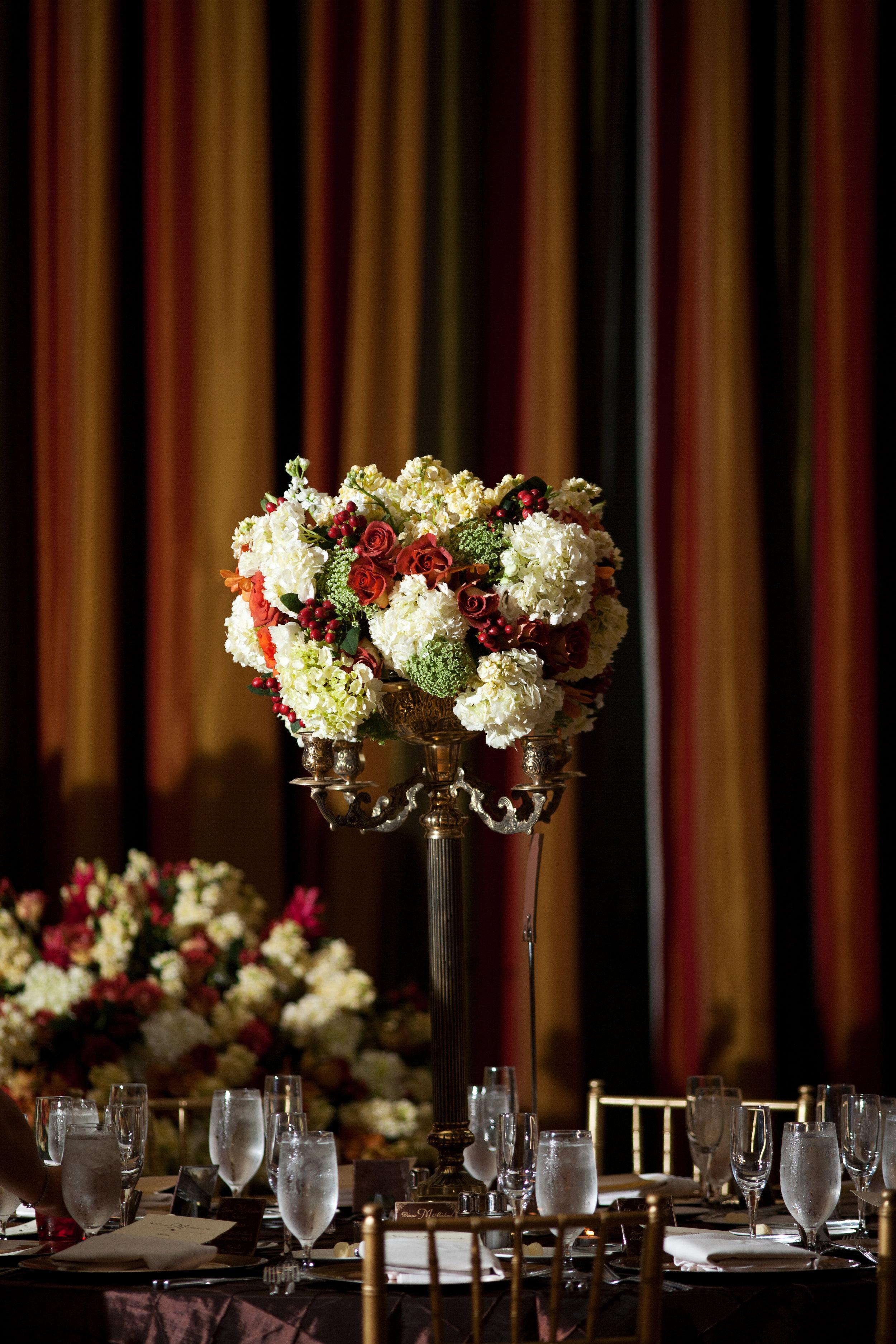 Hyatt Regency Huntington Beach Wedding Reception