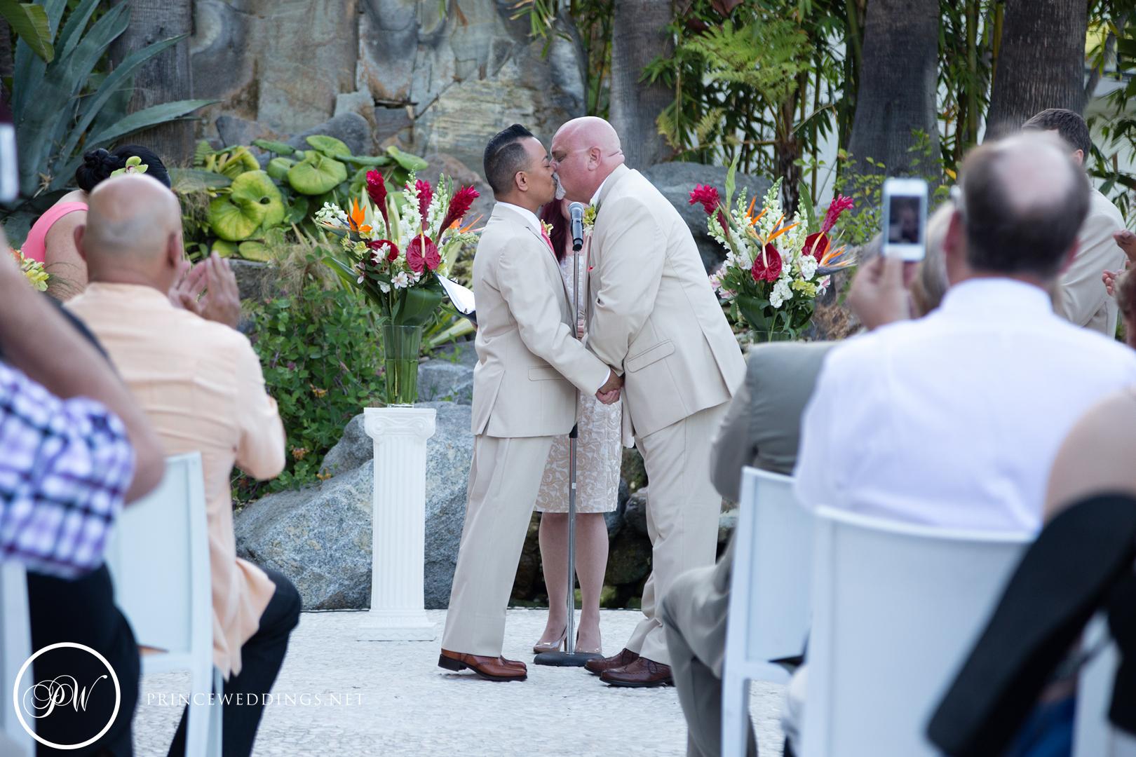 Hotel Maya same sex Wedding
