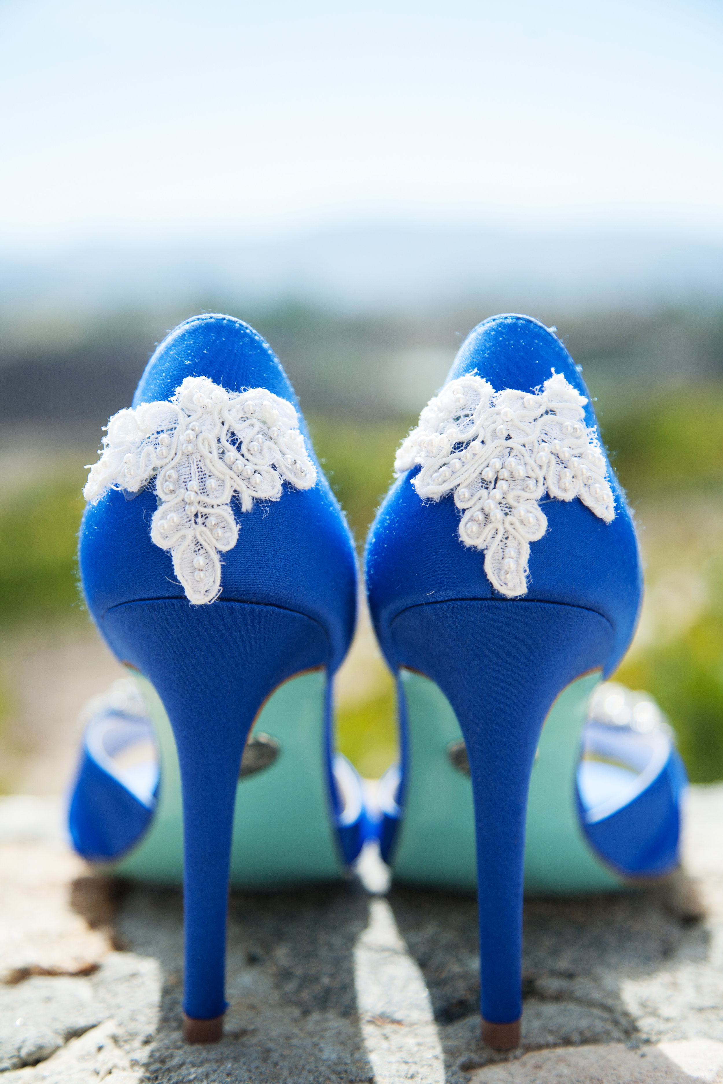 Wedding Shoes in Temecula