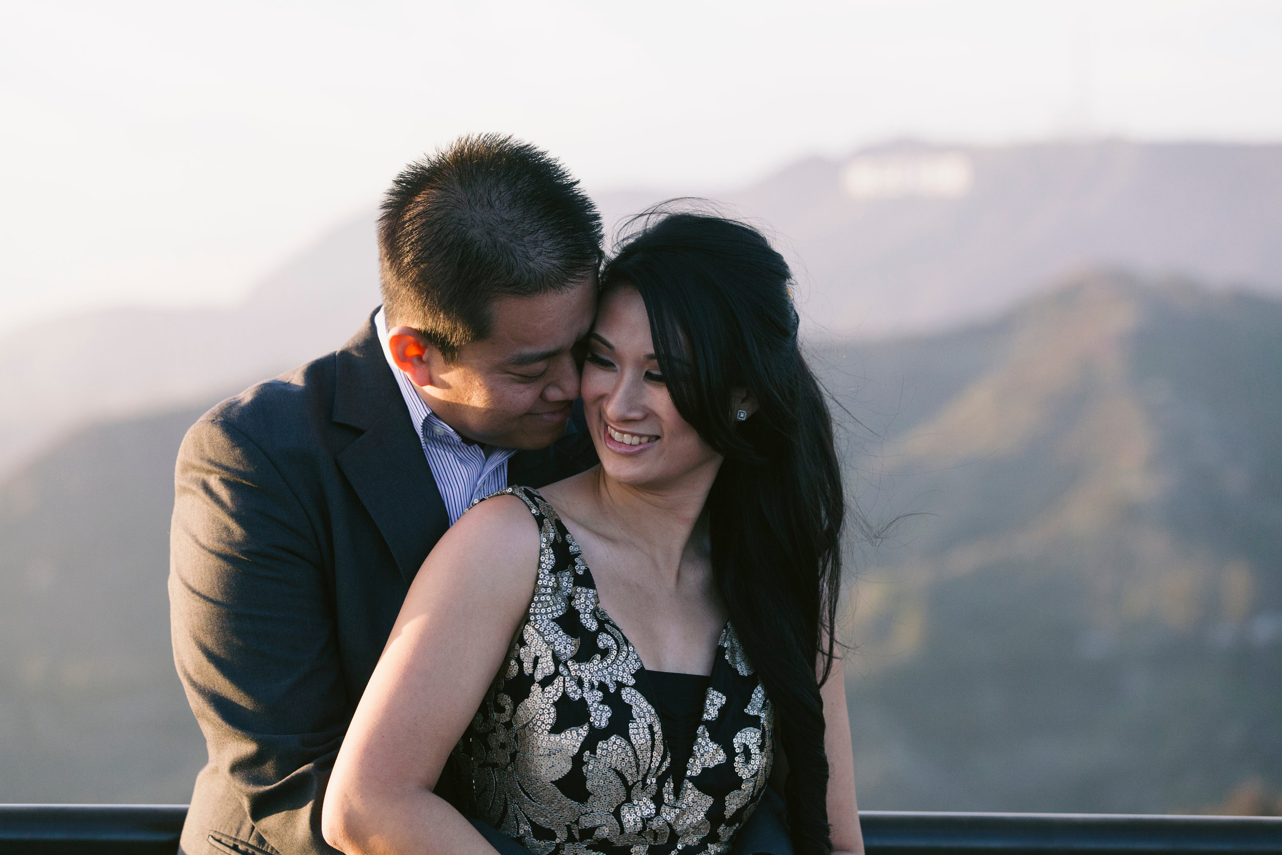 Griffith Observatory Engagement Photos Nicole and Vien-8410.jpg
