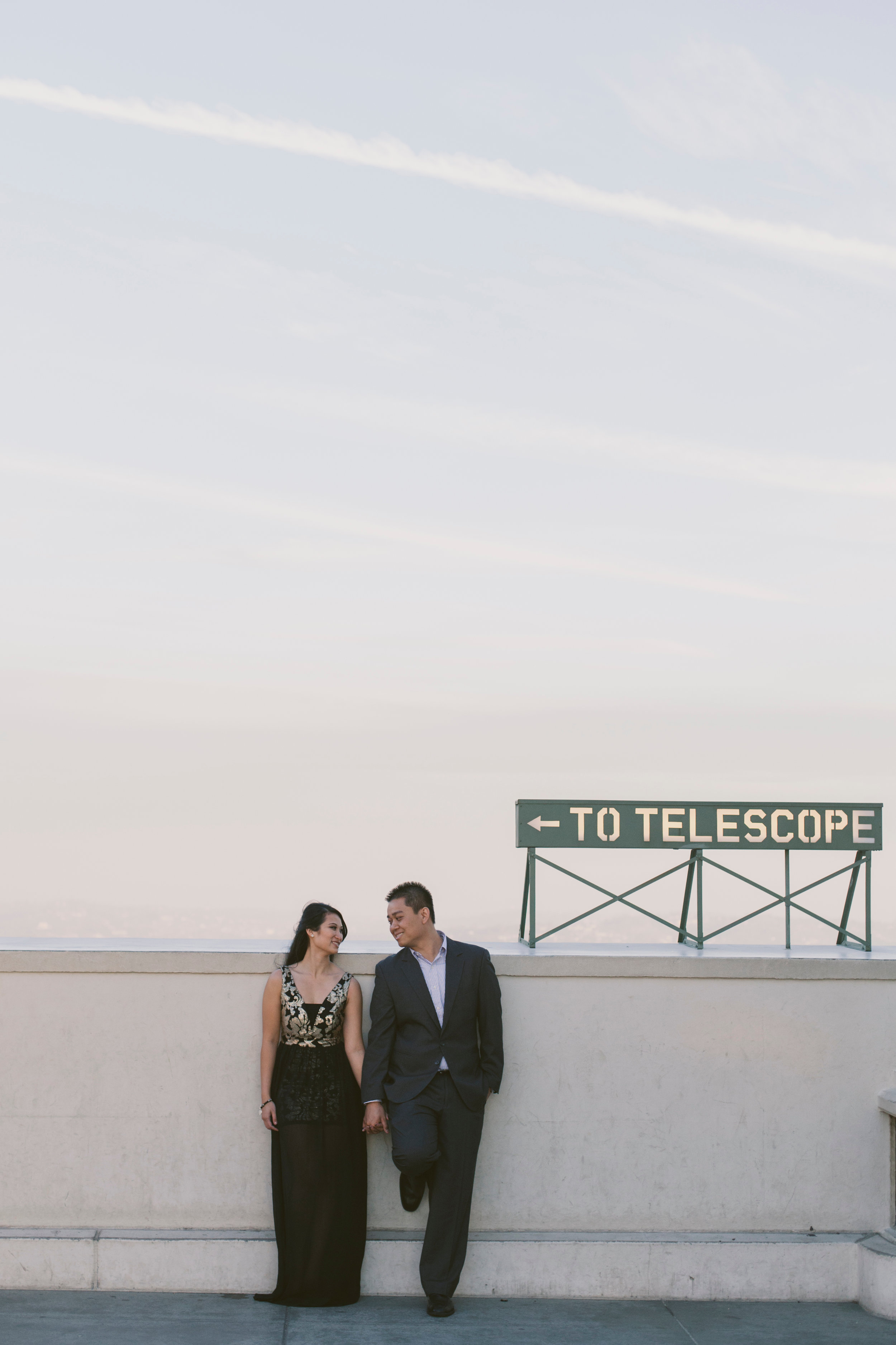 Griffith Observatory Engagement Photos Nicole and Vien-8504.jpg