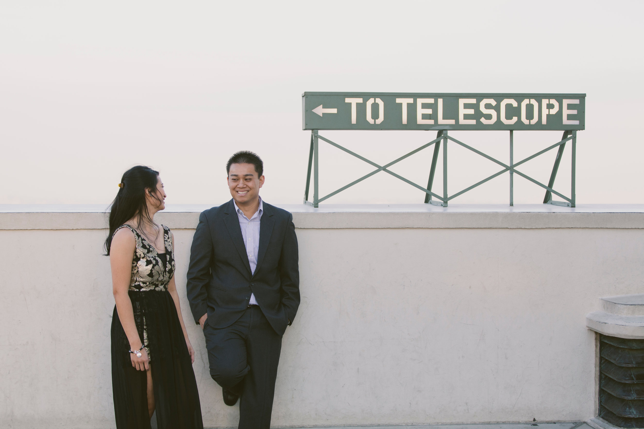 Griffith Observatory Engagement Photos Nicole and Vien-8486.jpg