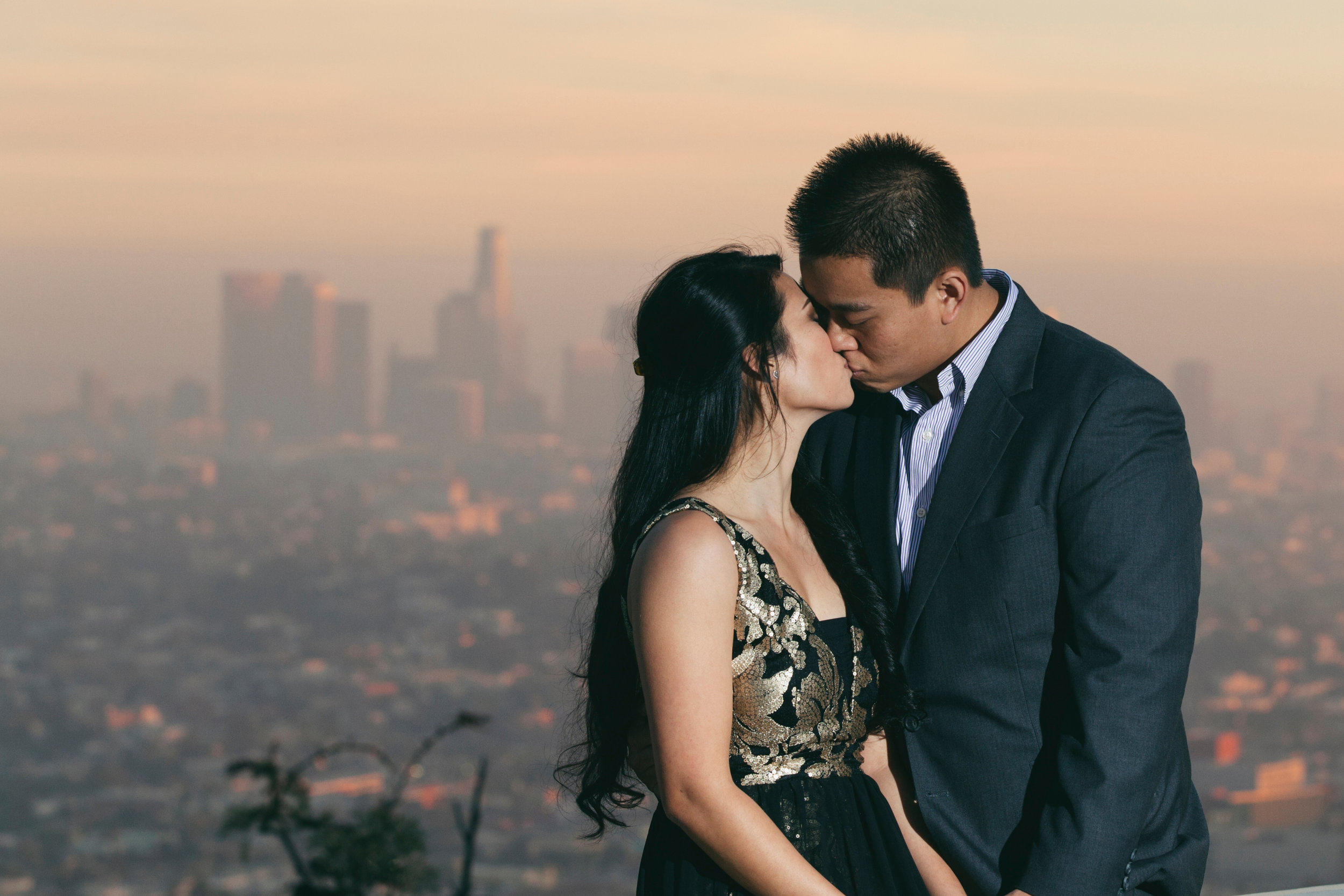 Griffith Observatory Engagement Photos Nicole and Vien-8550.jpg