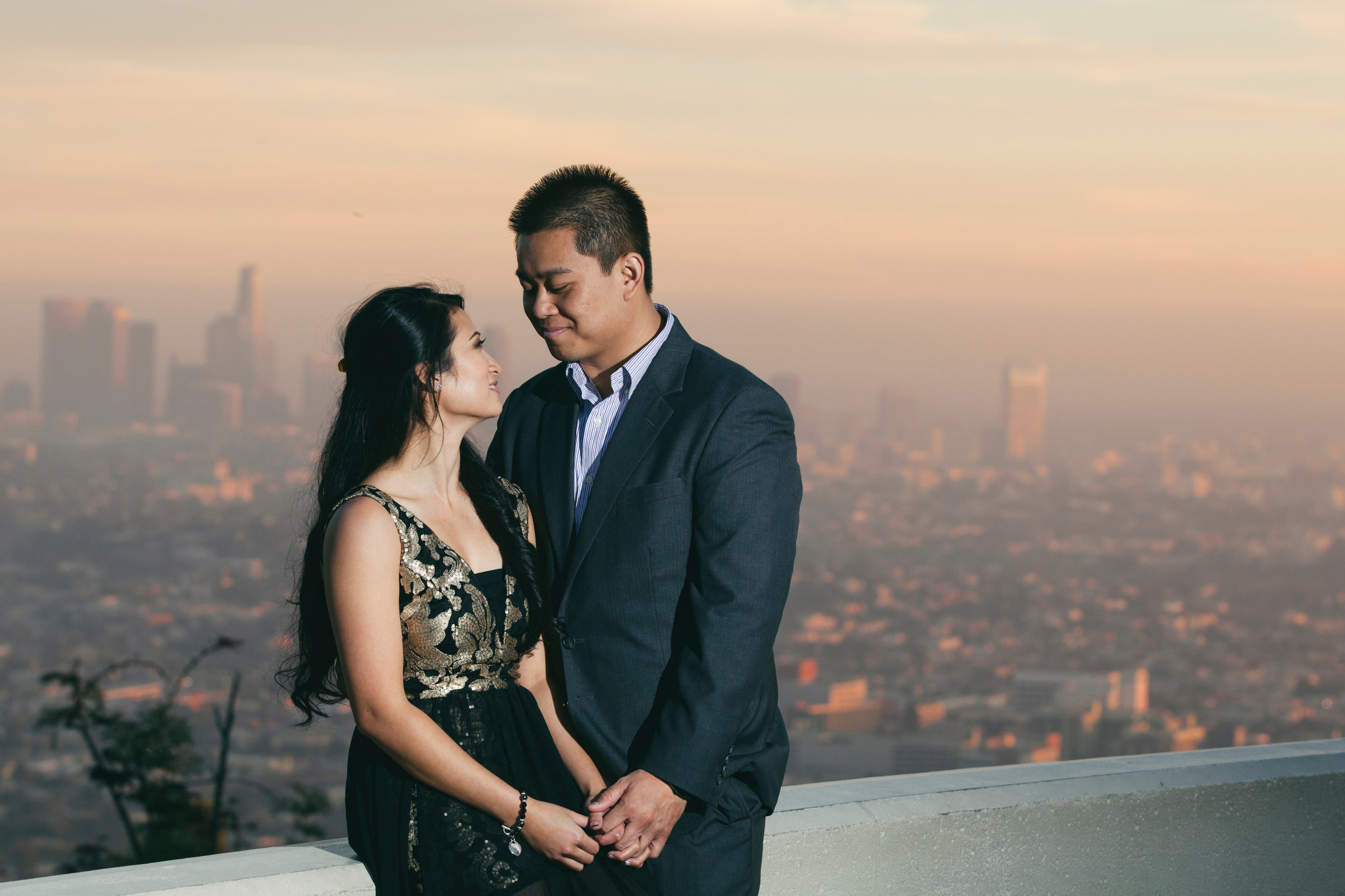 Griffith Observatory Engagement Photos Nicole and Vien-8549.jpg