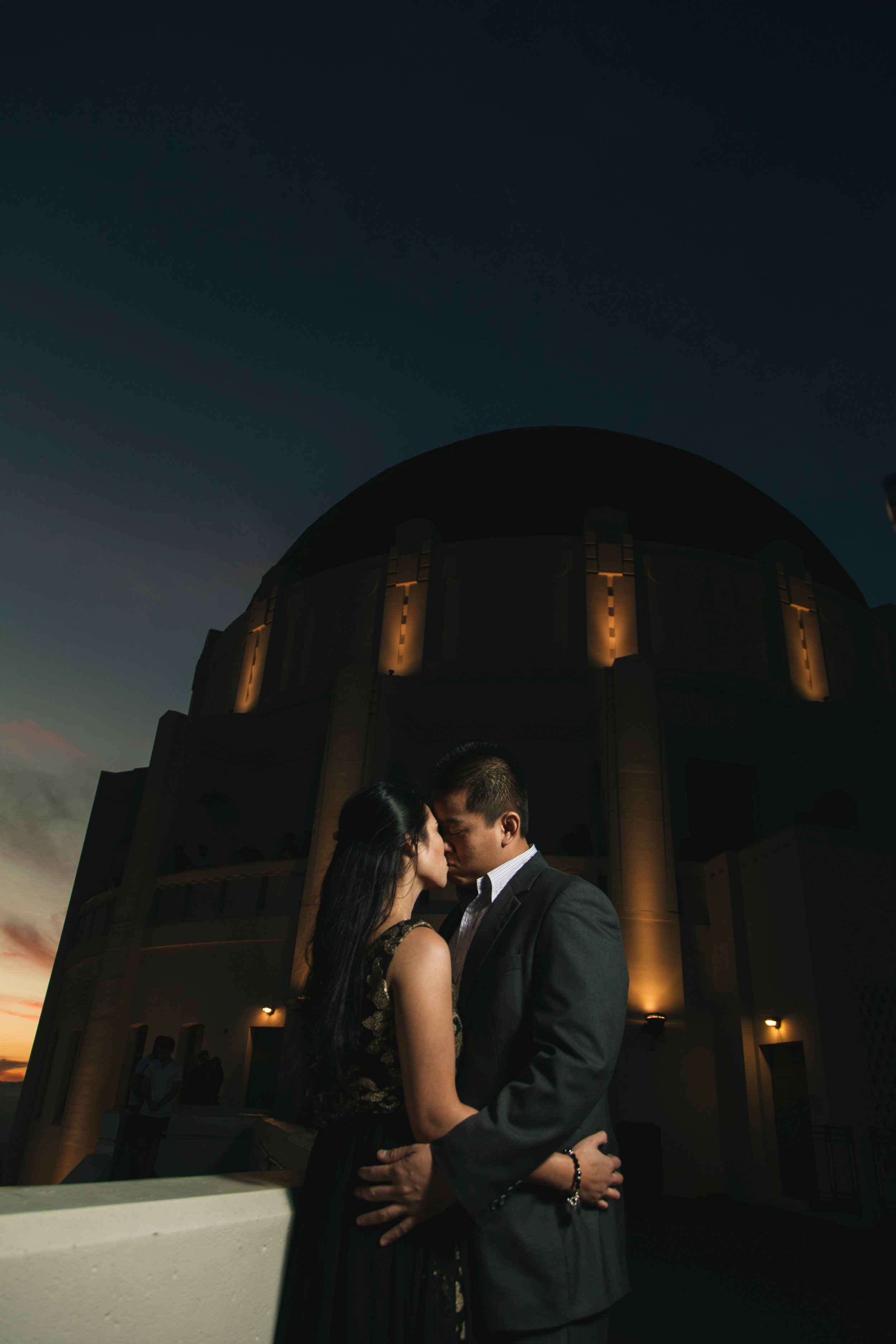 Griffith Observatory Engagement Photos Nicole and Vien-8653.jpg