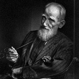 George Bernard Shaw - (1856-1950)