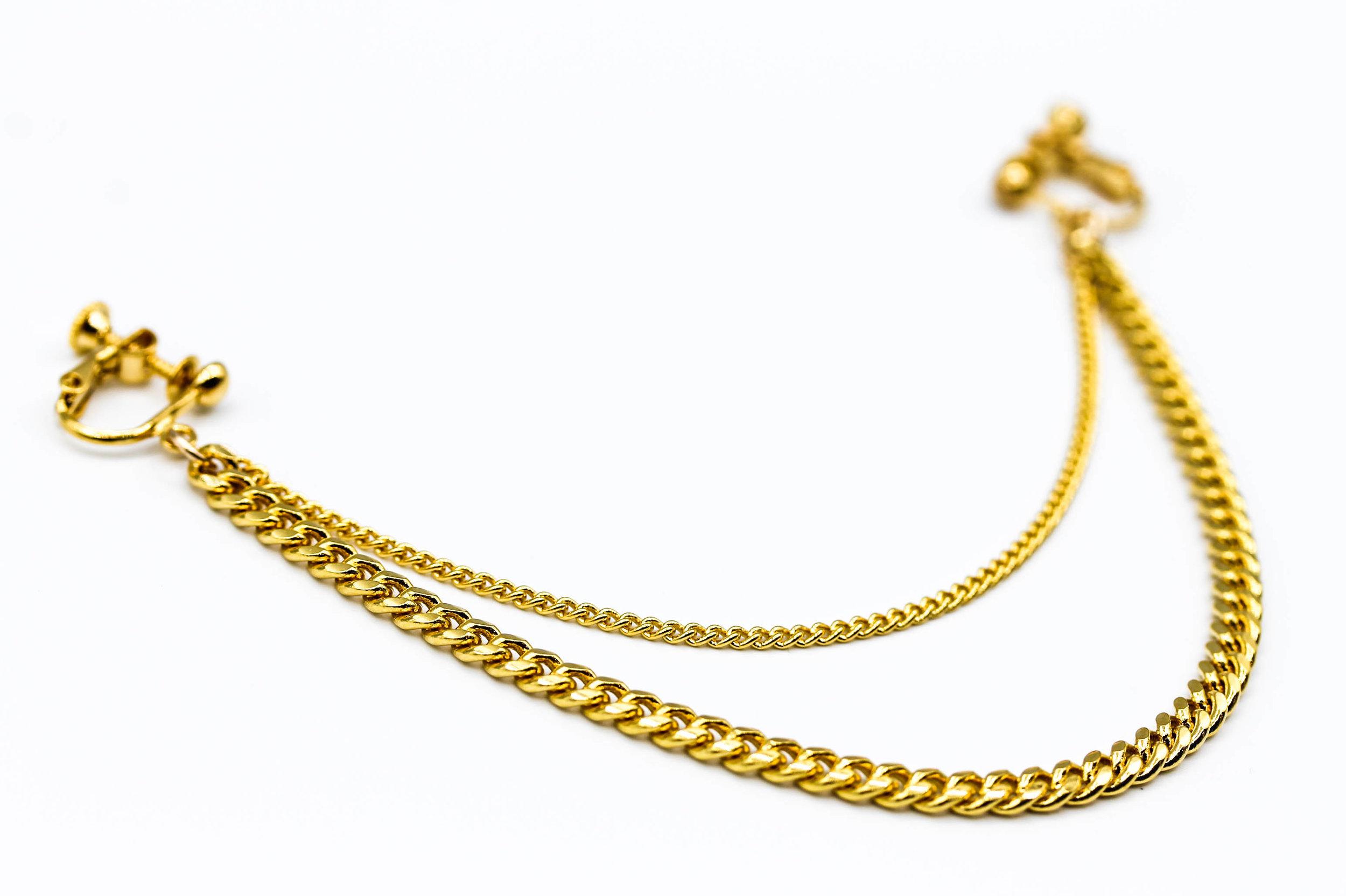 GOLD COLLAR CHAIN I