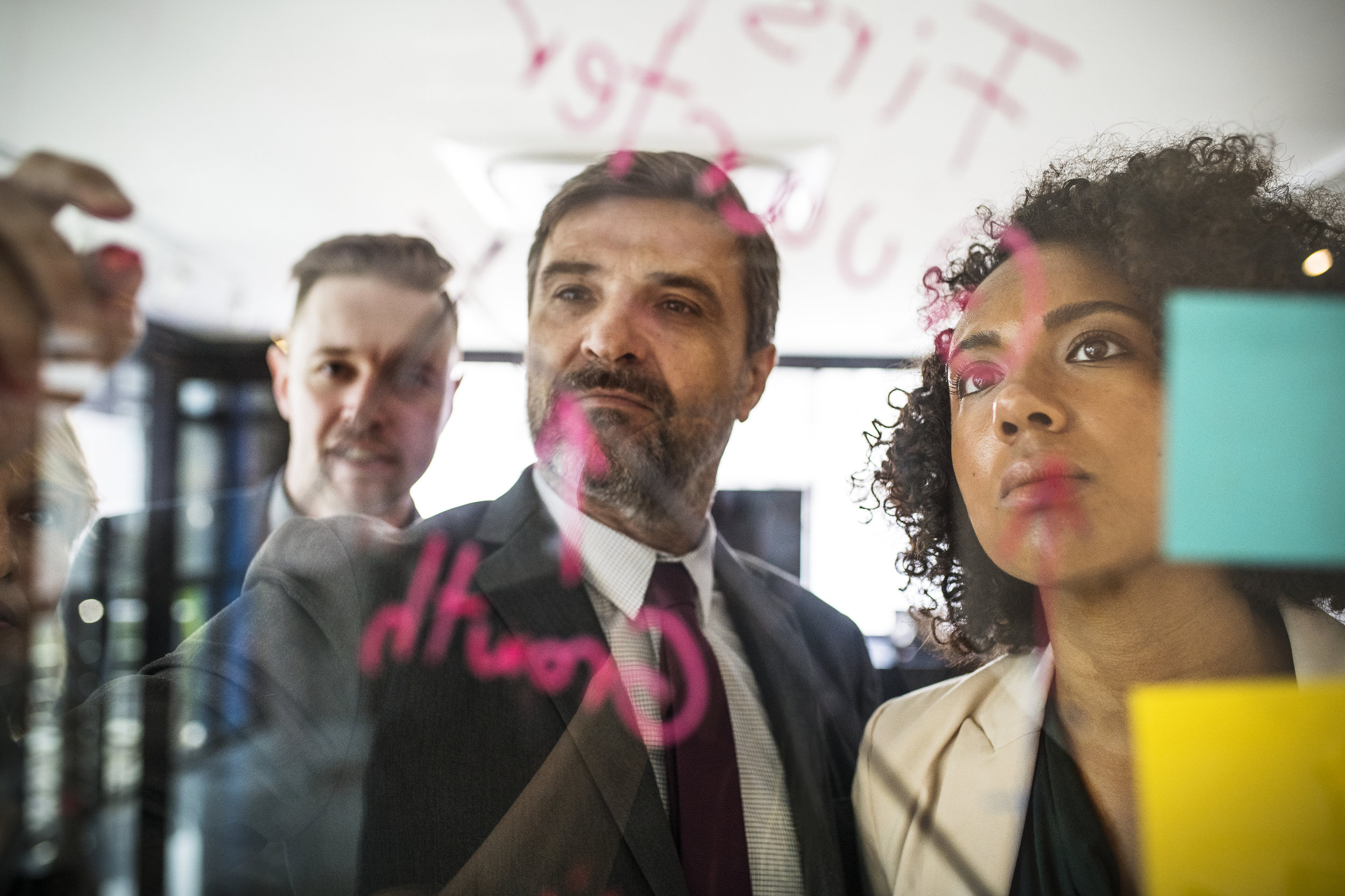 Case study 2: Developed Administrative Manager Skills - Opportunity: The HR Director sought to provide longer-term development for the firm's administrative leaders. She was not keen on a set of disconnected programs and was instead interested in a more linear progression of content.
