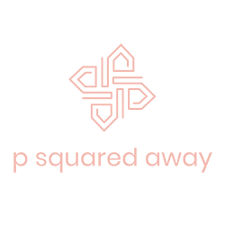 P Squared Away Home Organization & Move Management Logo