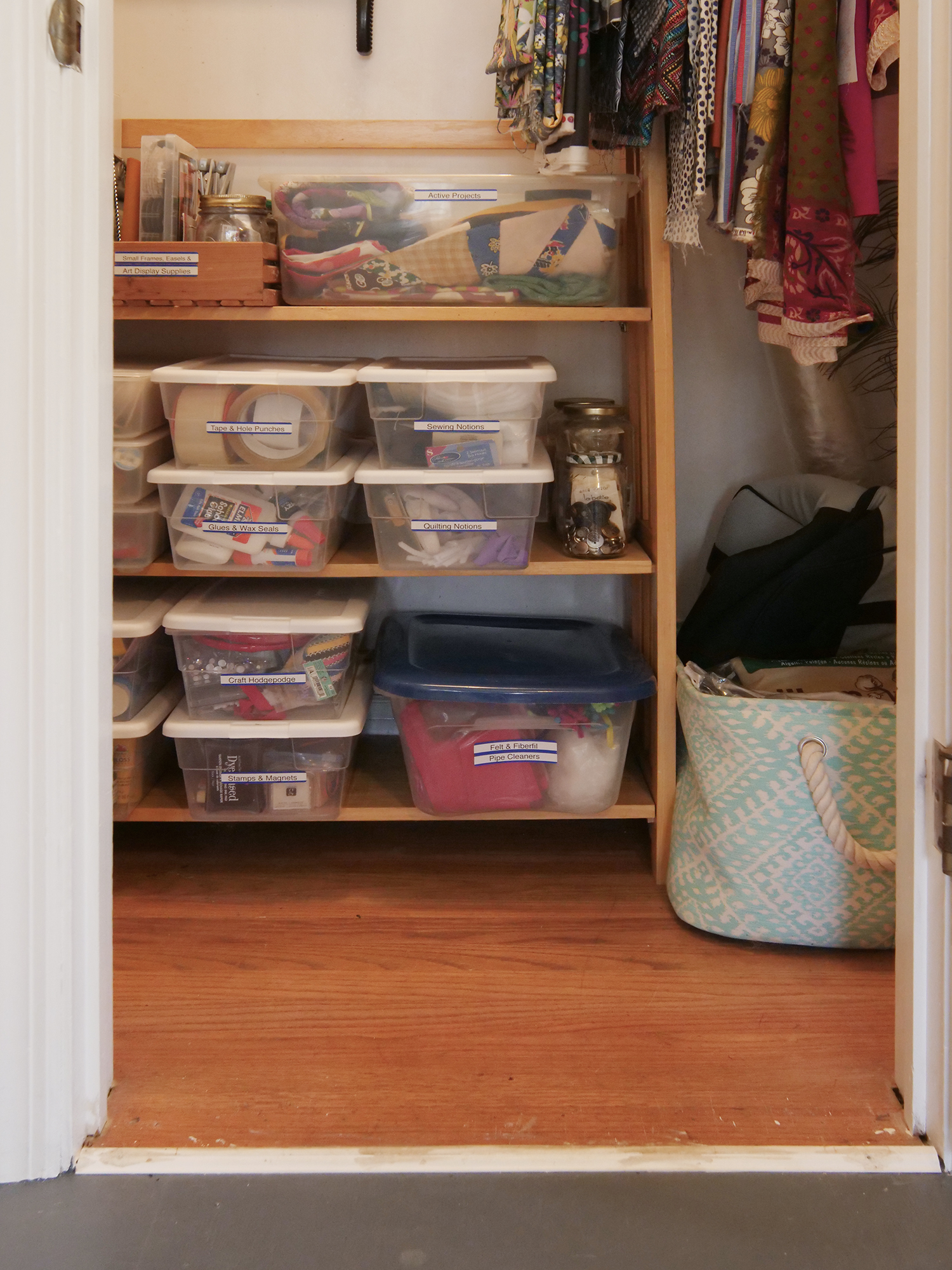p squared away closets and drawers project photo