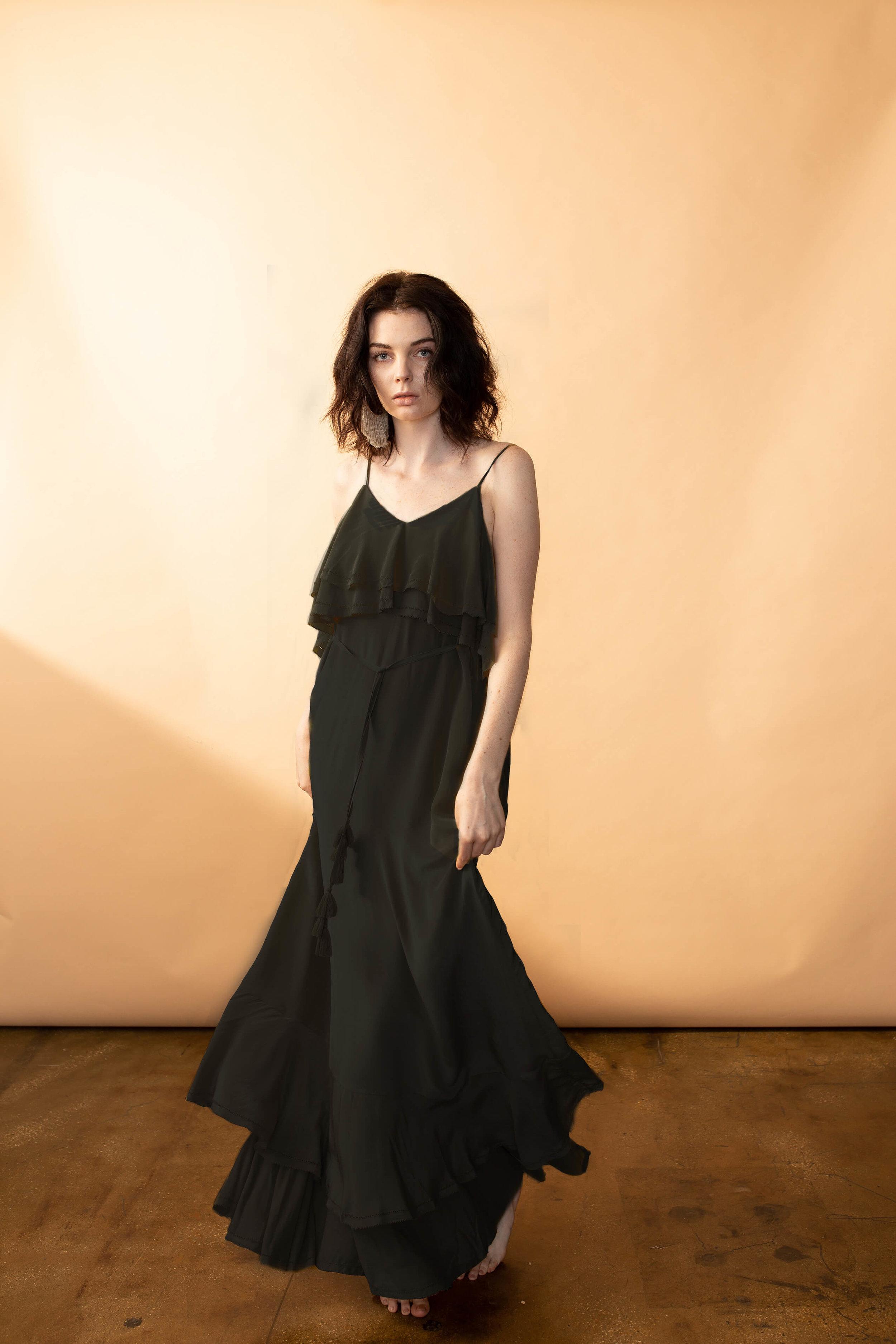 Cassiopeia Dress Black $545