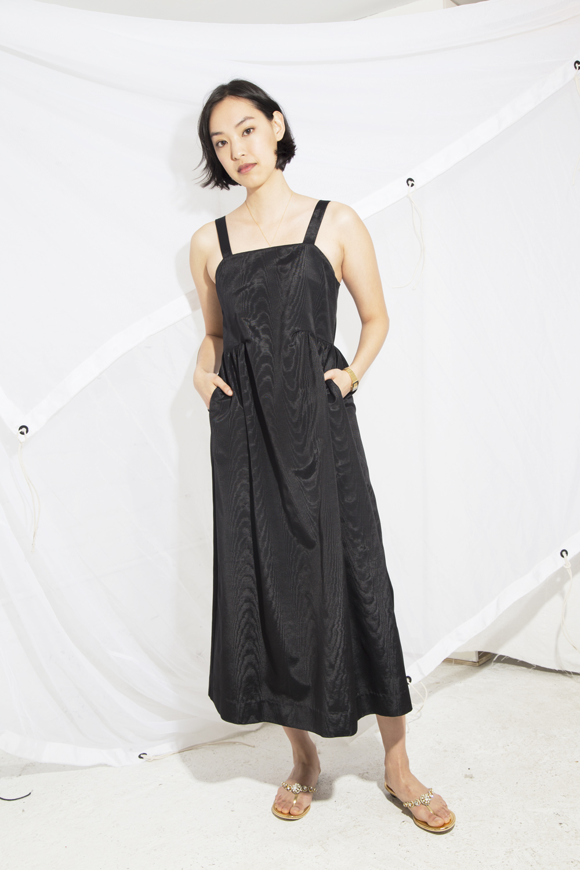 Medina Dress Black $328
