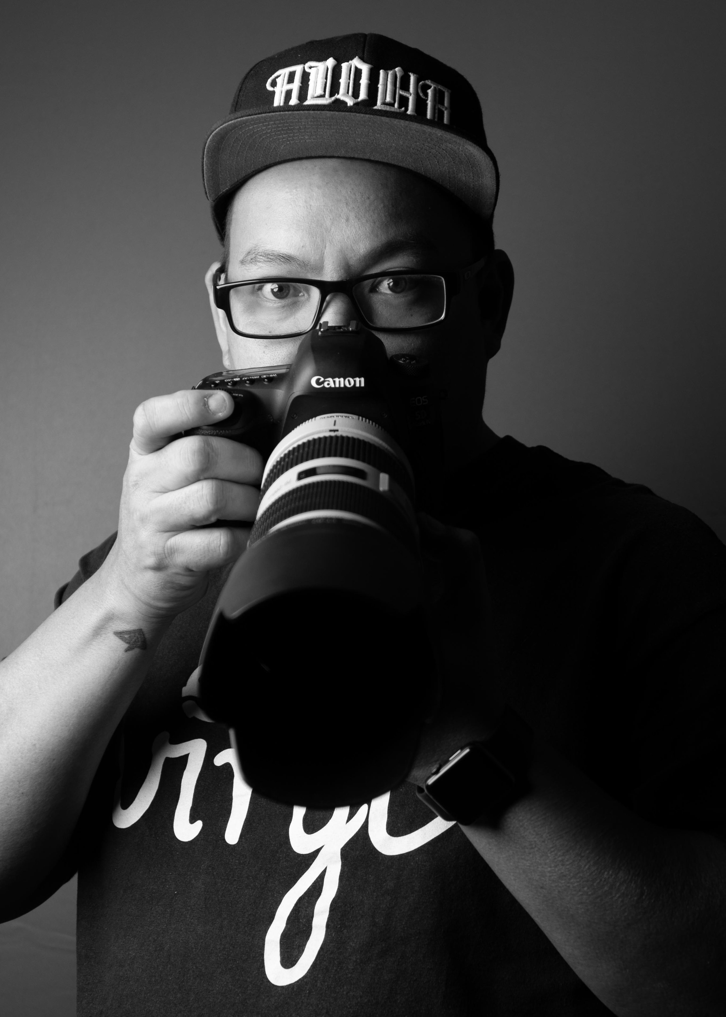 Canaan K. - Studio Director, Post Production Manager