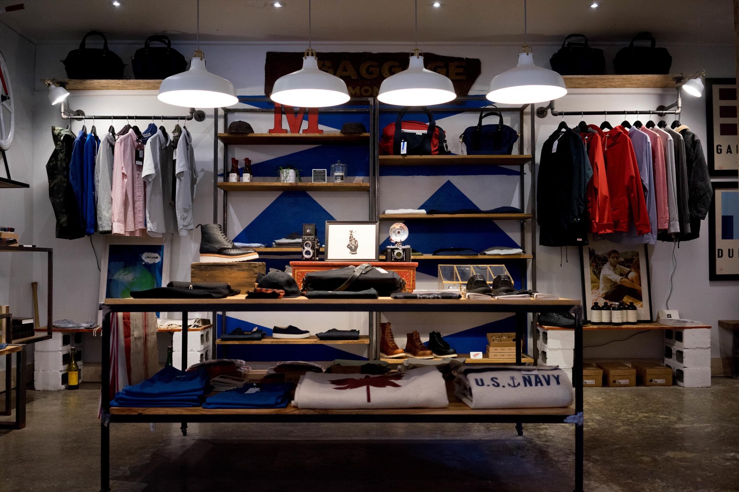 International Fashion retail chain - Boston
