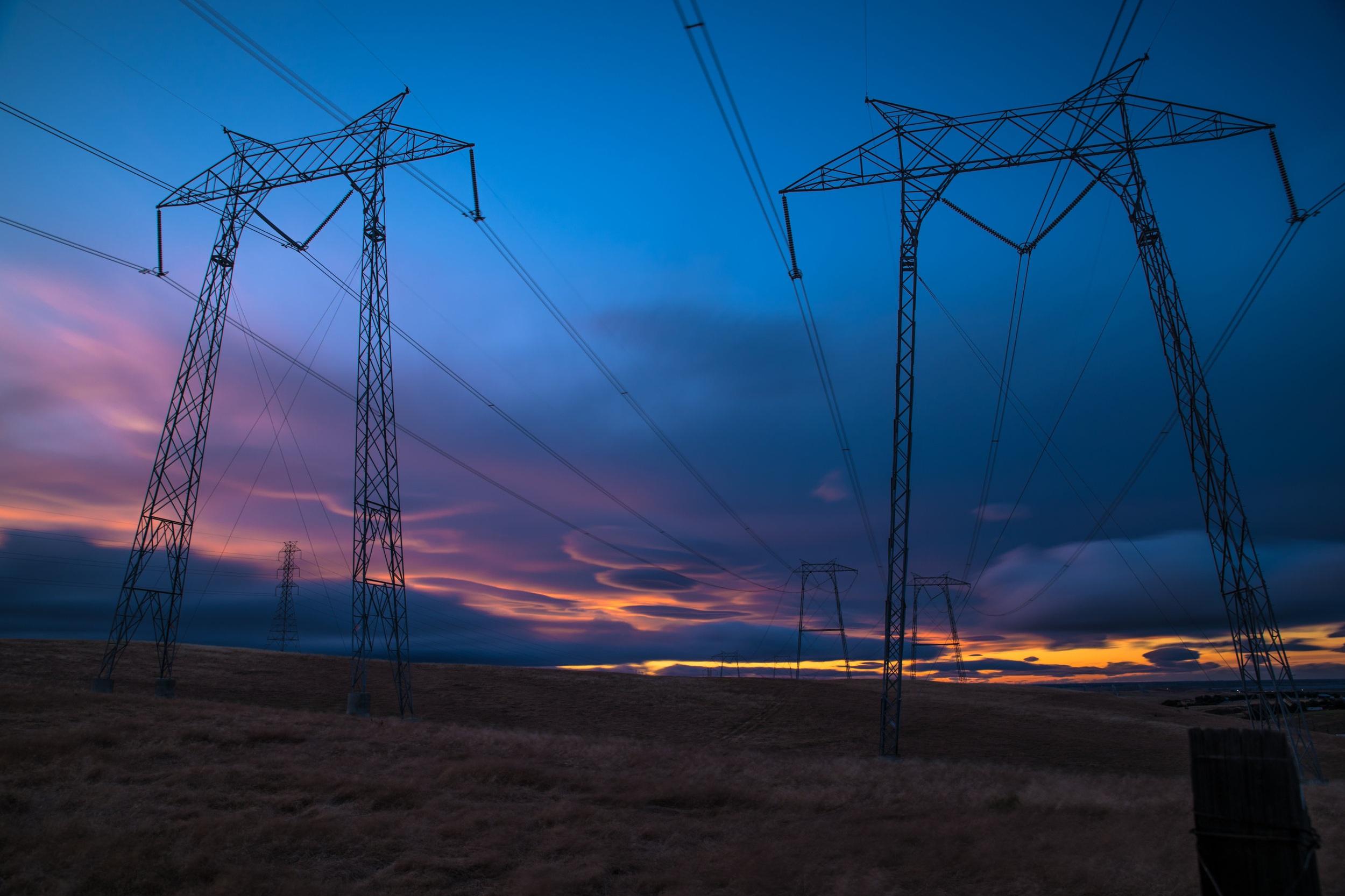 Visualizing the U.S. Energy Consumption -