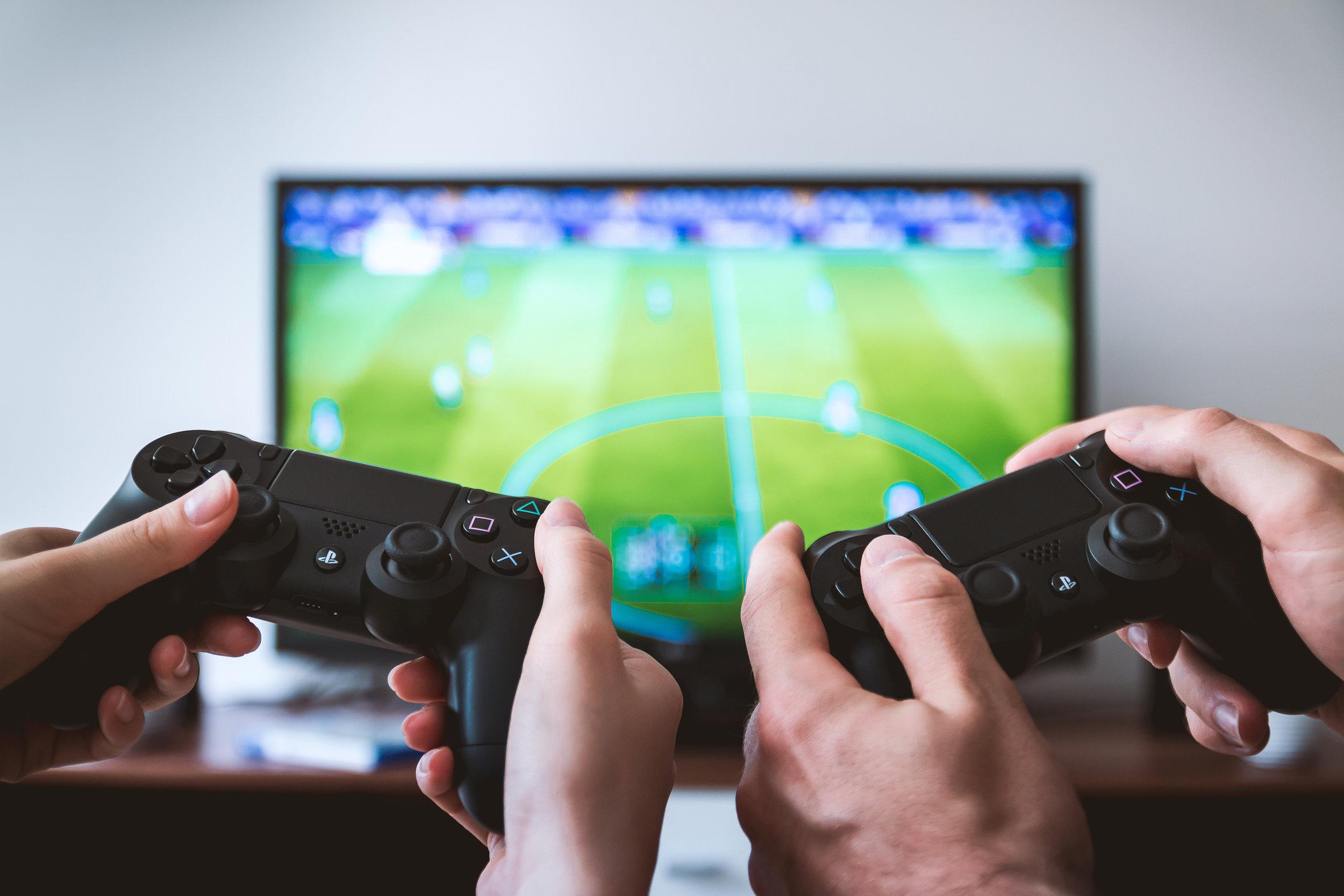 neurology of gaming -
