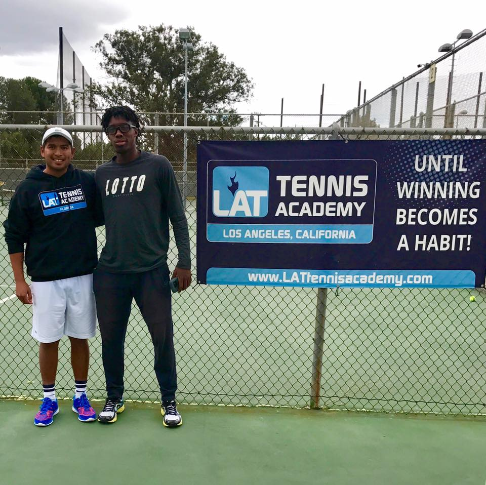 cornell university - Alafia Ayeni (San Diego, California)#27 ITF World Junior RankingBlue-Chip Recruit - #3 on TennisRecruitingEaster Bowl ITF Championships - Champion