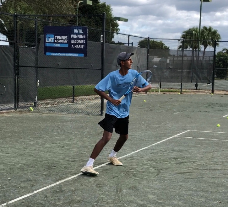 columbia university - Ritik Sundaram (Boca Raton, Florida)5-Star Recruit - #37 on TennisRecruitingdef. Ki Lung Ng (#91 ITF Juniors)def. Marcus McDaniels (#5 in US National B18's)