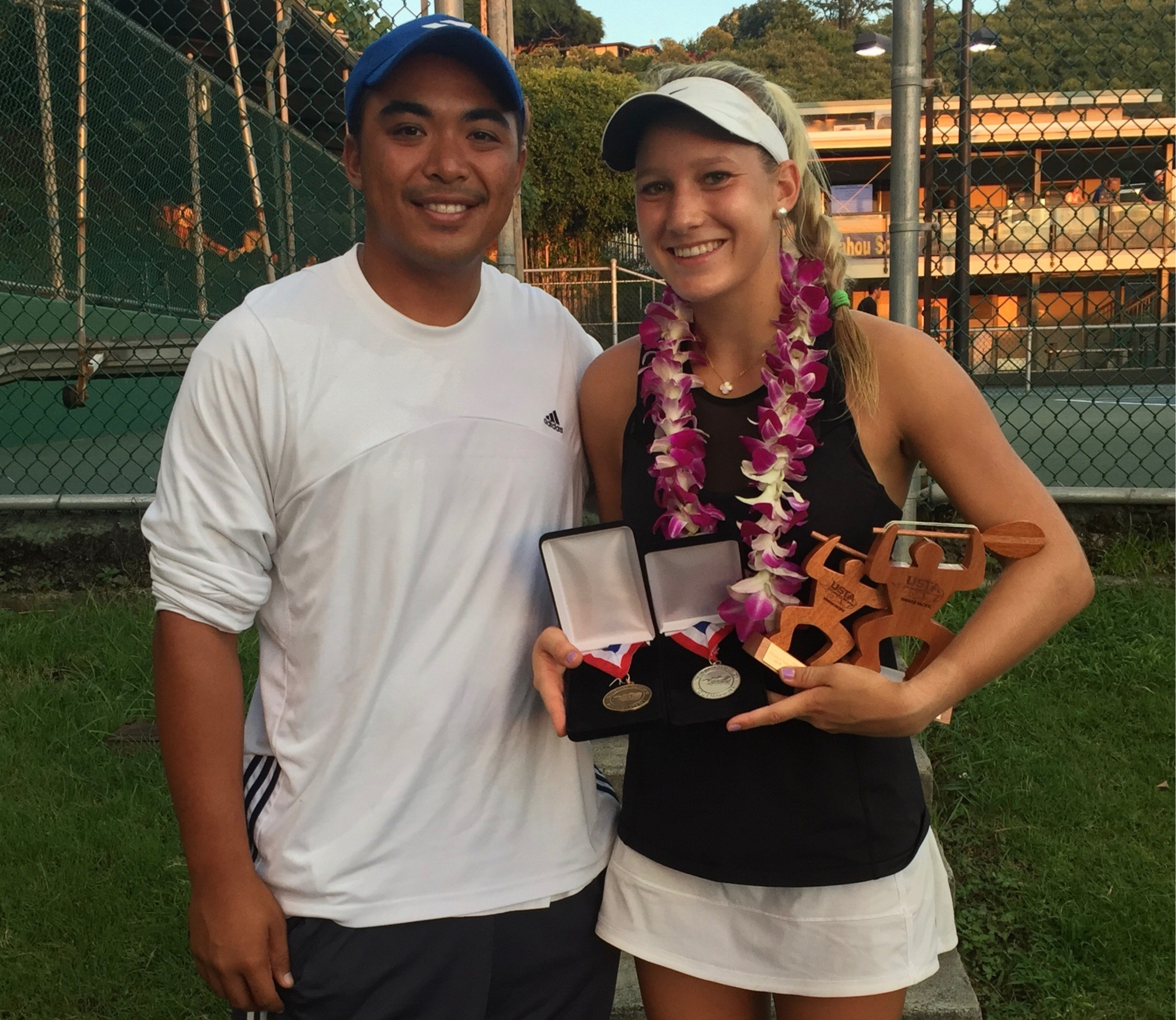 harvard university - Lexi Milunovich (New Cannan, Connecticut)5-Star Recruit - #34 on TennisRecruitingUSTA National Open - Singles 3rd PlaceUSTA National Open - Doubles Champion