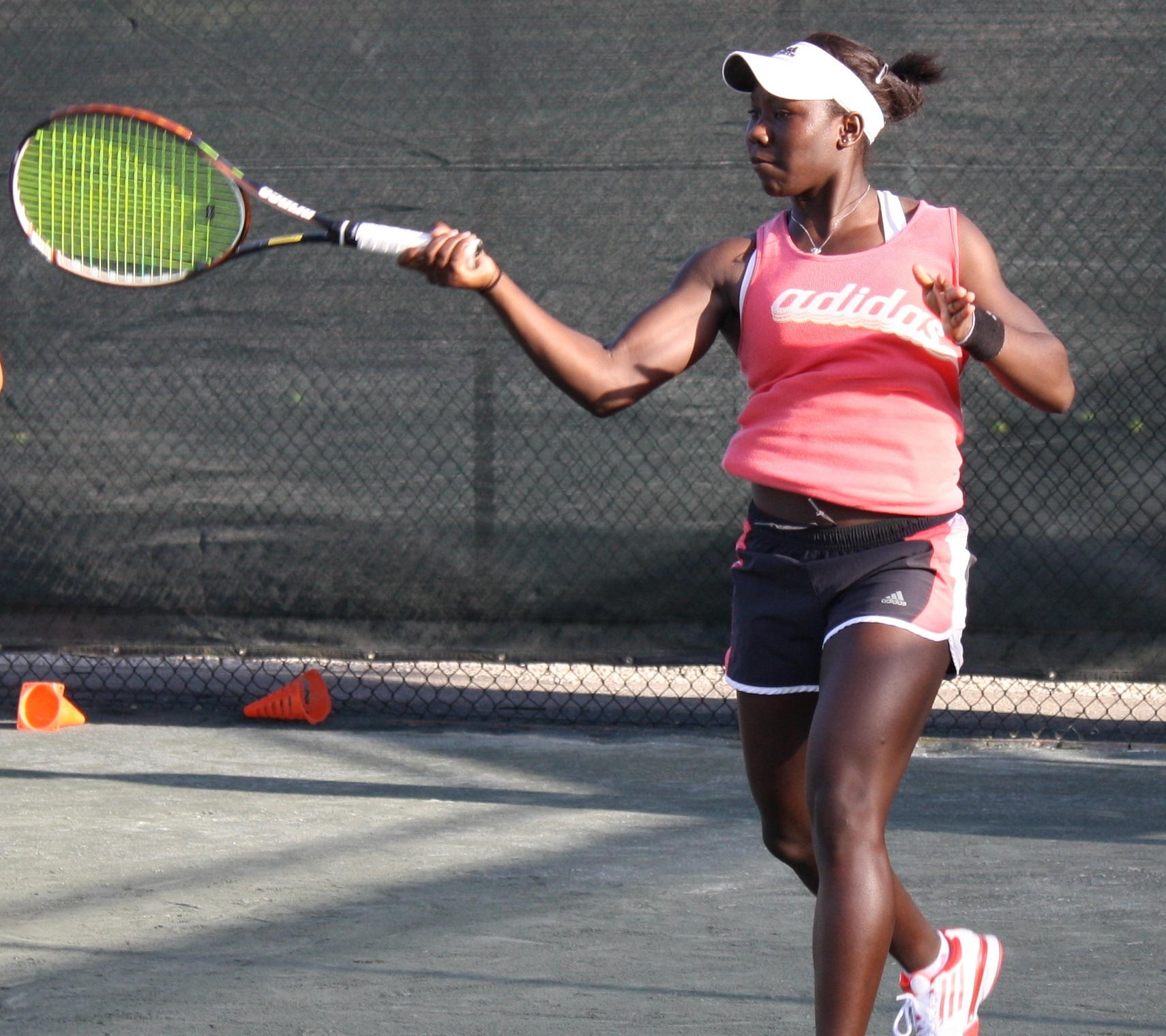 university of texas - Breaunna Addison (Boca Raton, Florida)Blue-Chip Recruit - #2 on TennisRecruitingNCAA D1 National Championships - SemifinalistPlantation ITF - Singles & Doubles Championdef. Kristyna Pliskova (#94 WTA Ranking)