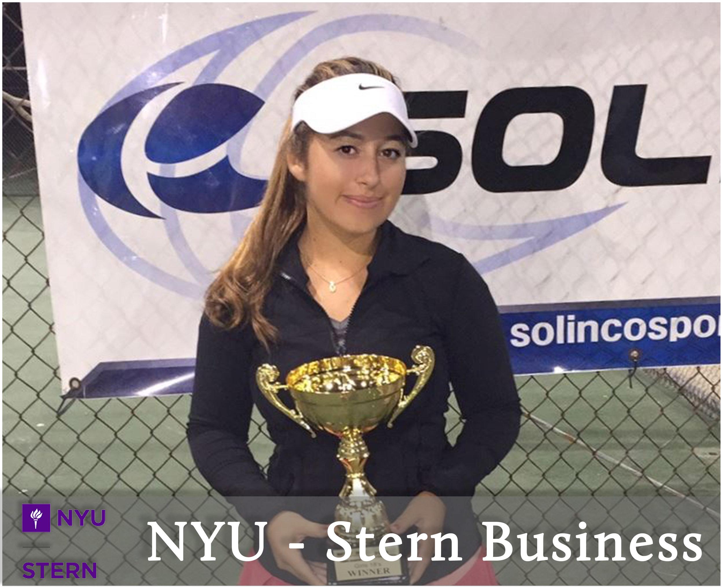 - Julia Goldberg (Tarzana, California)#388 ITF World Junior Ranking53rd Copa del Cafe ITF (G1) - Doubles SemifinalistChuquiago Junior Open ITF - Doubles Finalist