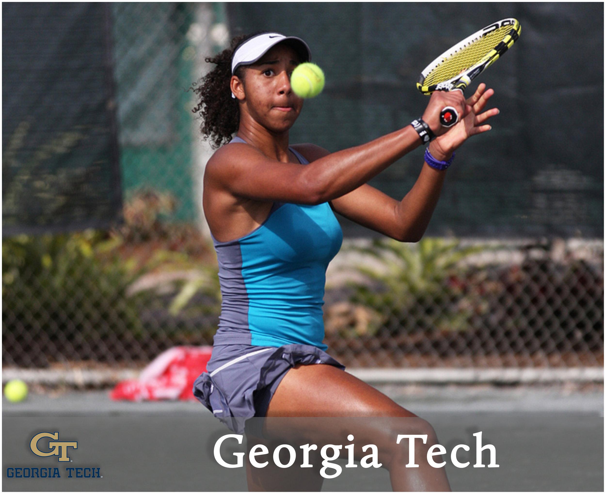 - Rasheeda McAdoo (Boca Raton, Florida)Blue-Chip Recruit - #4 on TennisRecruiting#88 ITF World Junior Rankingdef. Elizaveta Kulichkova (#4 ITF Juniors)