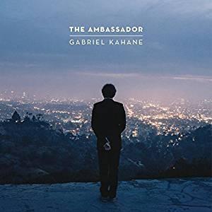 Gabriel Kahane  The Ambassador  (2014),  Crane Palimpsest  (2016), violin